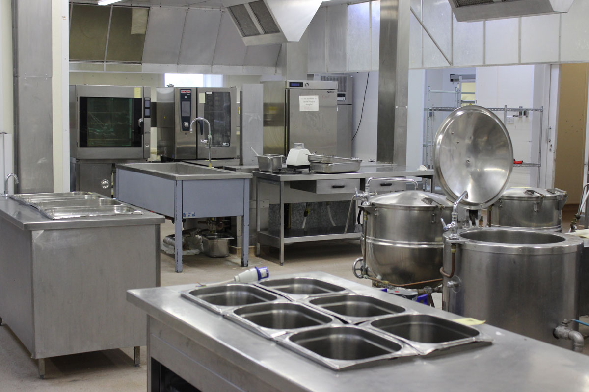 Commercial Catering Equipment Dumfries & Galloway Royal Infirmary