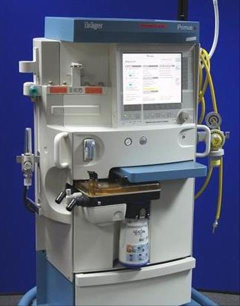 Anaesthetic Machines