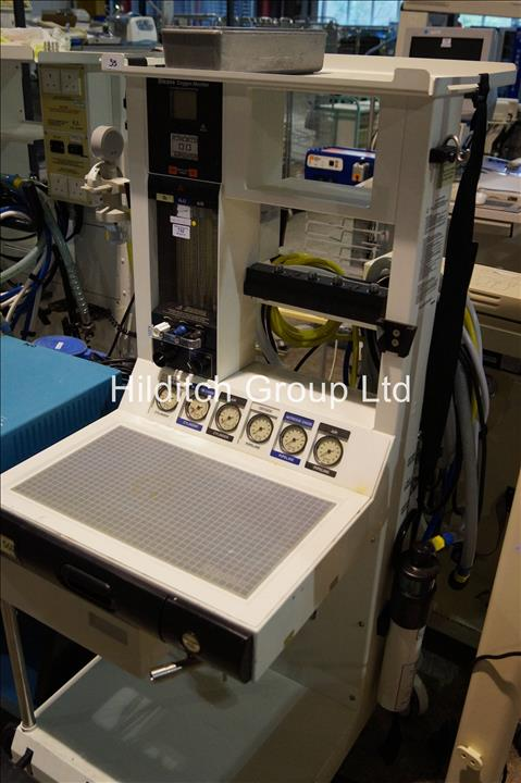 Blease Frontline 560 Plus Anaesthetic Machine